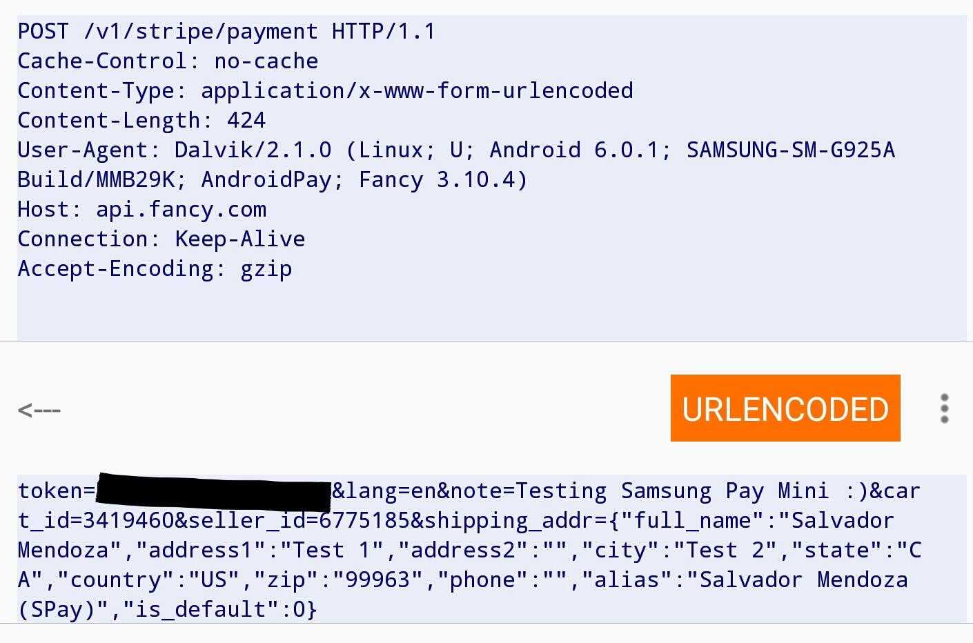Samsung Pay Mini – Salvador Mendoza
