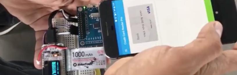 NFC Payments: Relay Attacks with LoRa – Salvador Mendoza